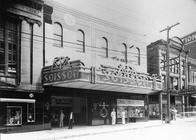 Soisson Theatre