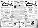 November 2nd, 1925 grand opening ad