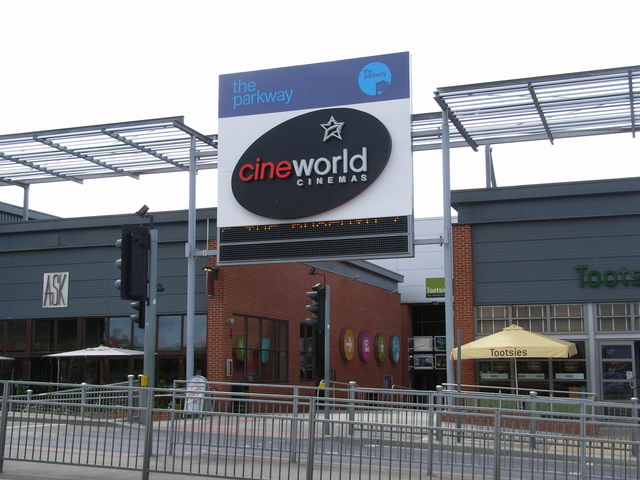 Cineworld Cinema - Bury St Edmunds