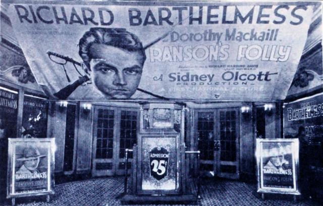Blackstone Theatre