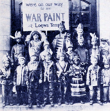 "<p>To promote 1927's ""War Paint,"" they dressed these folks like Indians.</p>"