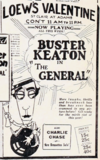 "<p>Timing's everything and for Buster Keaton and ""The General,"" his silent film will get destroyed at the Valentine by the Vitaphone sound films playing at the nearby Warner owned theater. But ""The General"" did stand the test of time.</p>"