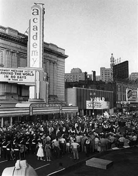 Goodale Theatre