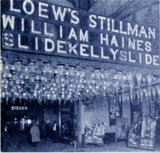 "<p>In 1927, the Loew's Stillman has a nice front for the baseball-themed ""Slide, Kelly, Slide.""</p>"