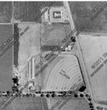 Valley Drive In, Pleasanton, CA, 1958