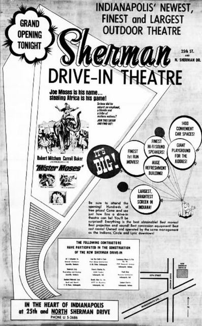 June 18th, 1965 grand opening ad