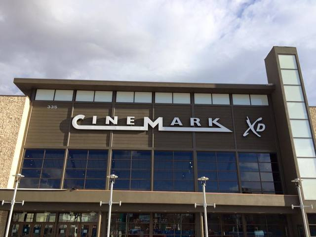 Cinemark Movie Bistro and XD