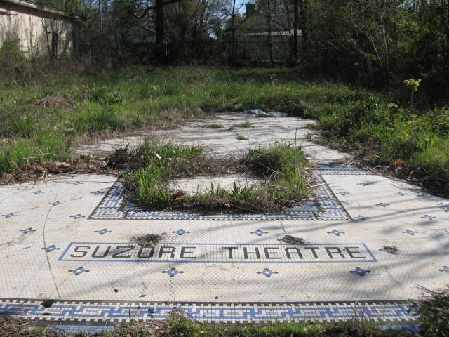 Entry tile floor Suzore #1