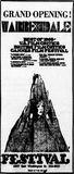 May 25th, 1970 grand opening ad