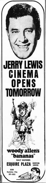 August 12th, 1971 grand opening ad