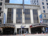 Ohio Theatre (Cleveland), Front Facade
