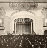 <p>A view of the Jerome auditorium at its grand opening.</p>
