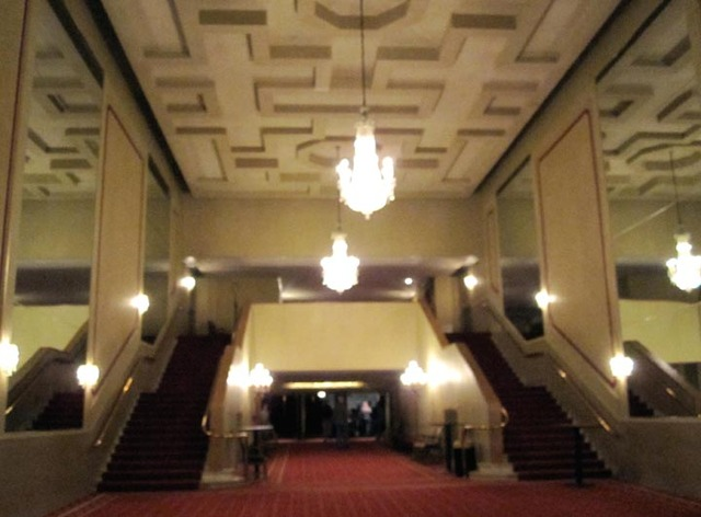Ohio Theatre (Cleveland) - Main Lobby