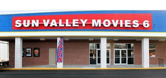 Sun valley movies pasadena