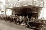 Circa 1930 photo courtesy of Theatre Talks website.