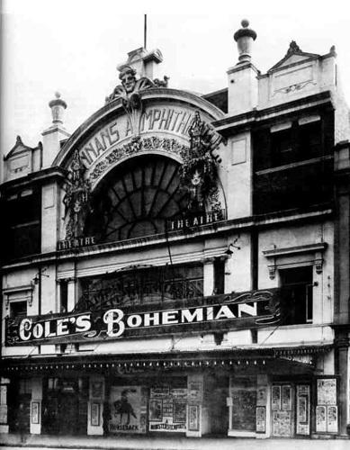 Palace Theatre c. 1912