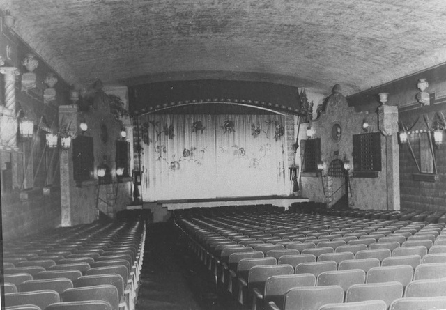 Sherman Theatre Interior
