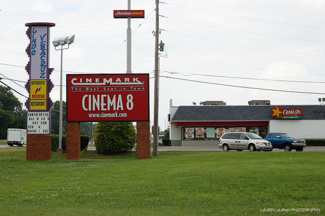 Cinemark Cinema 8