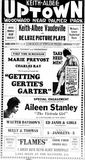 March 6th, 1927 grand opening ad