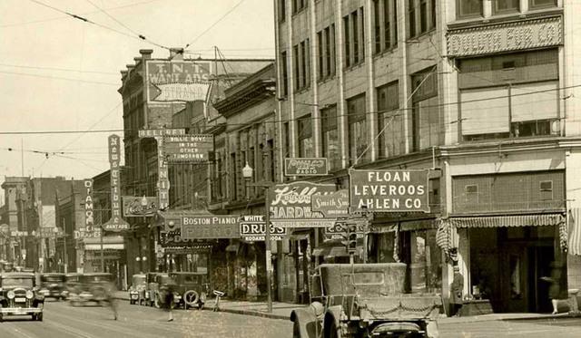 Circa 1930 photo courtesy of the below website.