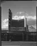 Odeon exterior as a triplex cinema