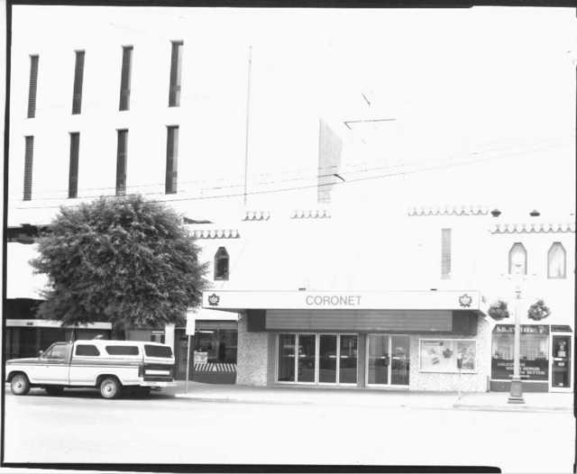 Original Coronet exterior