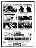 LOST HORIZON 1973 playing 15 weeks at MID CITY 5