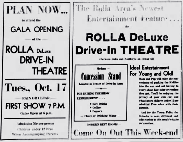 Rolla Drive-In