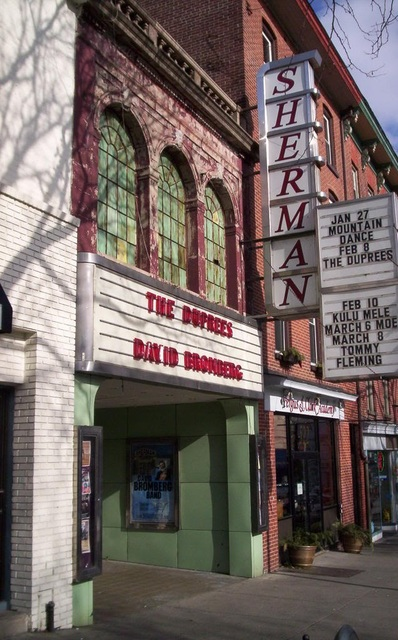 Sherman Theater