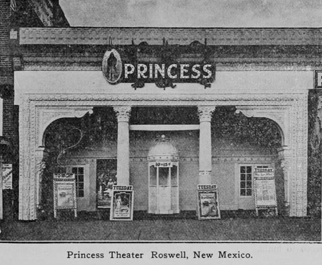 Pecos Theatre