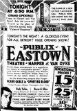 October 1st, 1931 grand opening ad