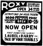 November 5th, 1932 grand opening ad