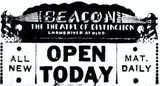 September 1st, 1934 grand opening ad