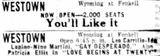 November 25th, 1936 grand opening ad
