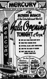 June 11th, 1941 grand opening ad
