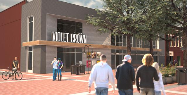 Violet Crown Charlottesville