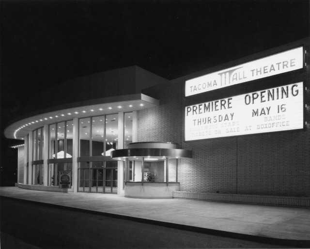 Tacoma Mall Twin Theatre