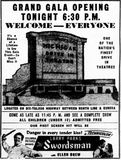 July 22nd, 1948 grand opening ad