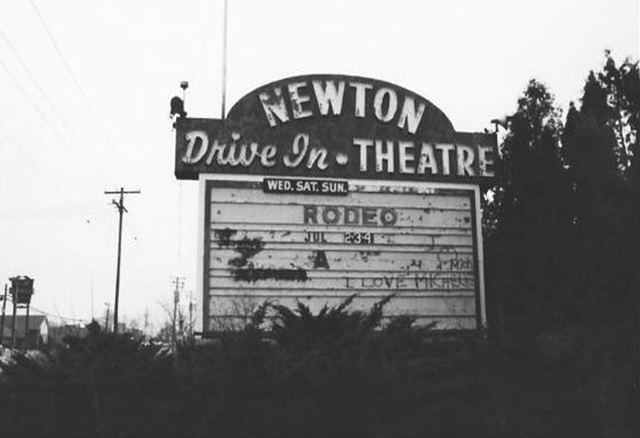 Newton Drive-in
