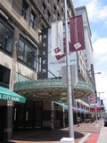 Allen Theatre (Cleveland) front facade/marquee