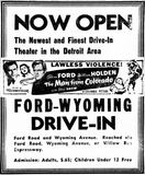May 19th, 1950 grand opening ad