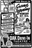 October 19th, 1949 grand opening ad