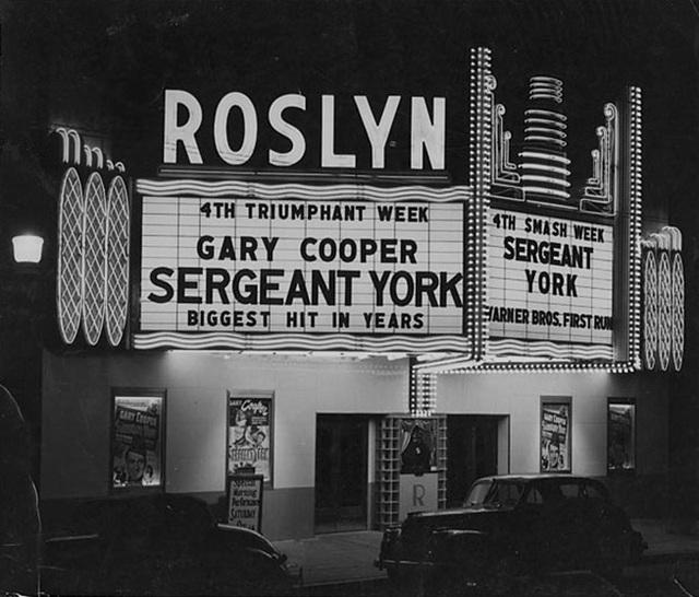Roslyn Theater