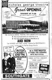 October 8th, 1969 grand opening ad