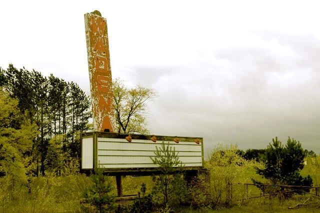 Undated marquee photo courtesy of The Last Remaining Seats Facebook page.