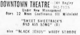 April 28th, 1972 grand opening ad as Downtown