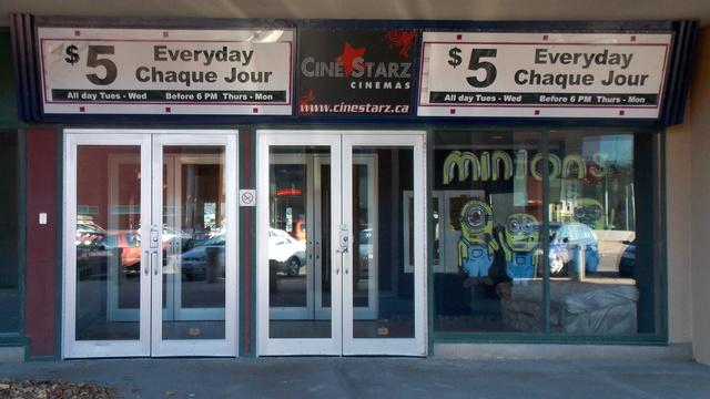 CinéStarz Orléans entrance