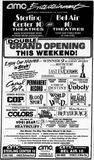 April 22nd, 1988 grand opening ad