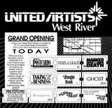 October 5th, 1990 grand opening ad as West River