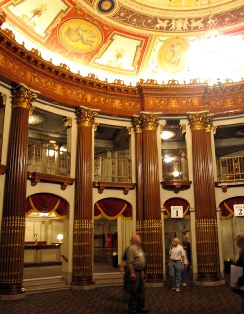 Allen Theatre (Cleveland) Rotunda